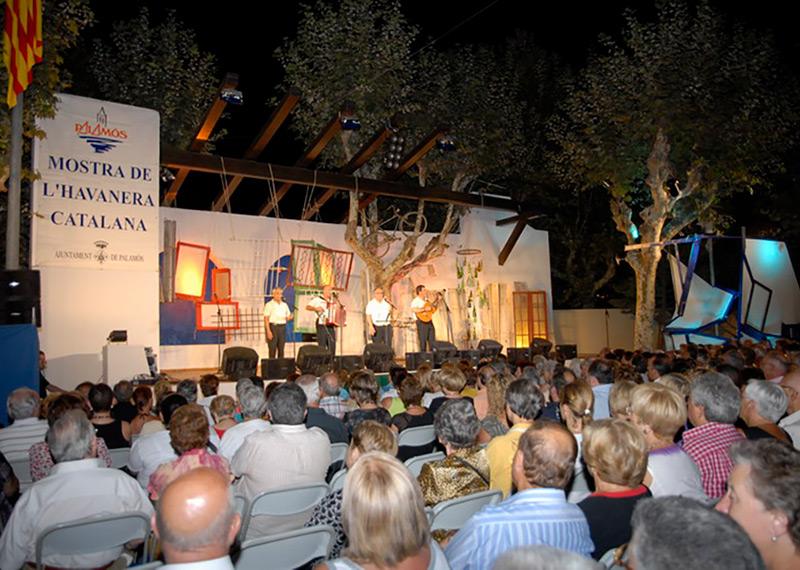 Mostra de l'Havanera Catalana, en una imatge d'arxiu.