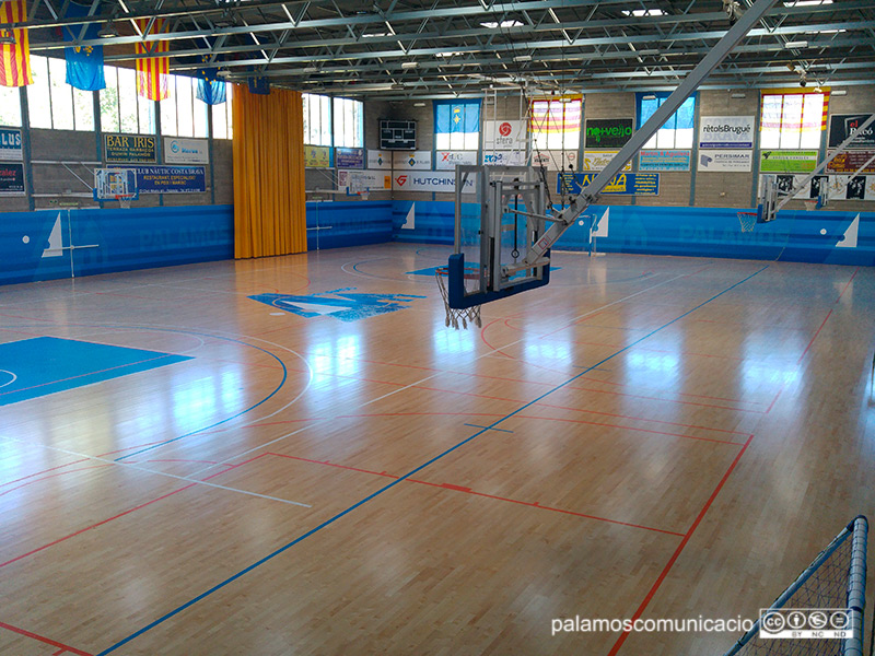 Pavelló Municipal d'Esports de Palamós.