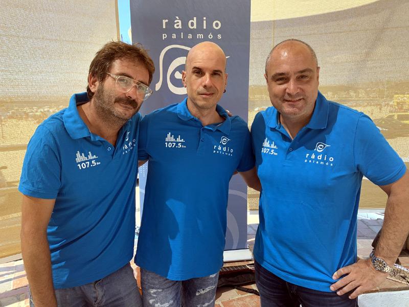 Carlos Ribas, Jordi Rodríguez i Abel Espinosa tornaran a sortir al carrer amb el 'Ple al 15'.
