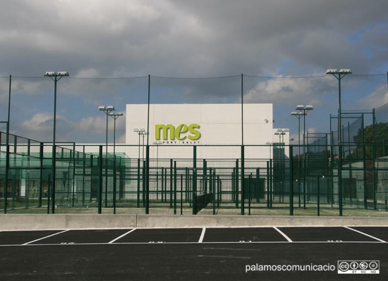 Les instal·lacions esportives 'Més Gavarres', equipament mancomunat amb Calonge i Sant Antoni i Vall-llobrega.