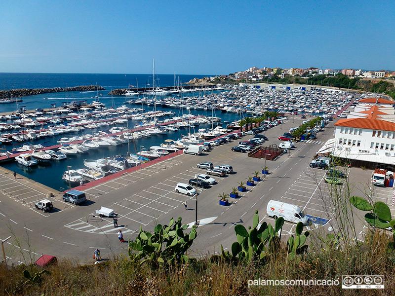El Port Marina Palamós.