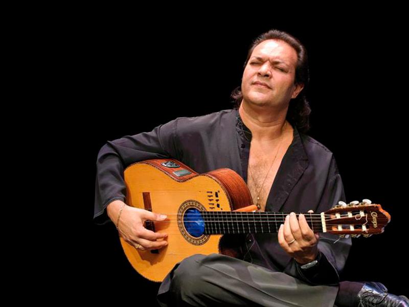 Diego Cortés actua avui a l'Arbreda dins del festival Rumb(A)Palamós.