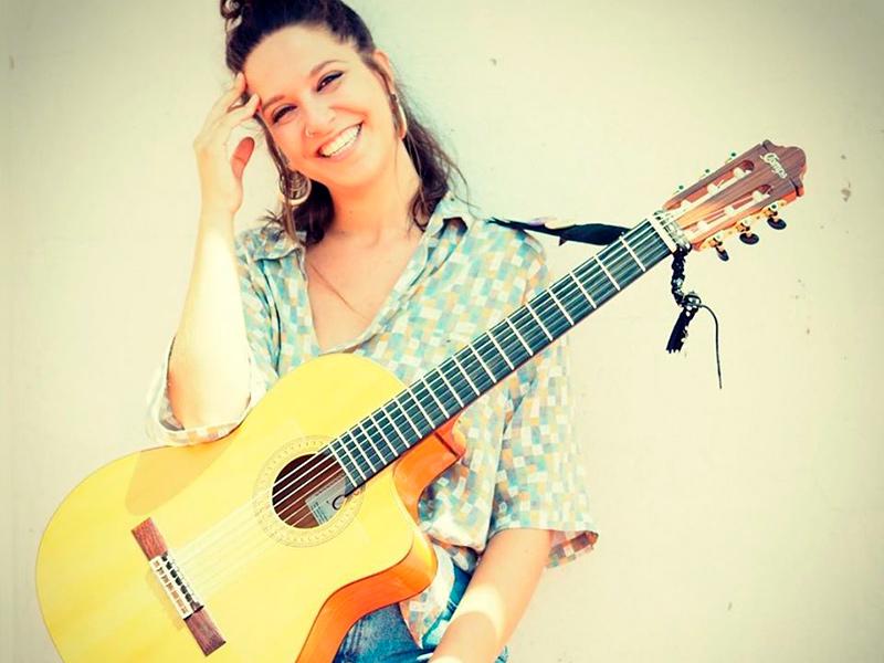Mabel Flores actua avui a les 10 de la nit a l'Arbreda per cloure el festival Rumb(A)Palamós 2020.