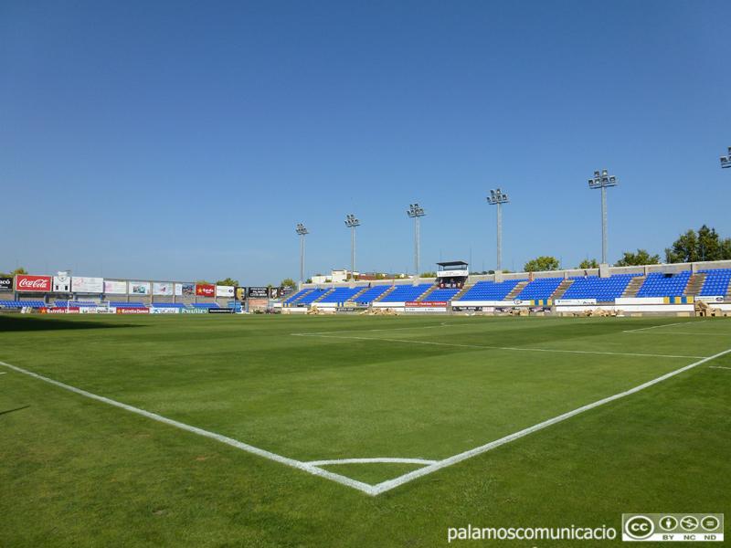 L'assemblea del Palamós CF es farà a la tribuna de l'Estadi Palamós Costa Brava.