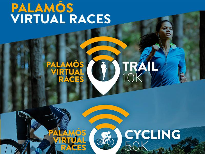 La cursa virtual es pot fer des d'aquest dissabte i fins al 6 de setembre.