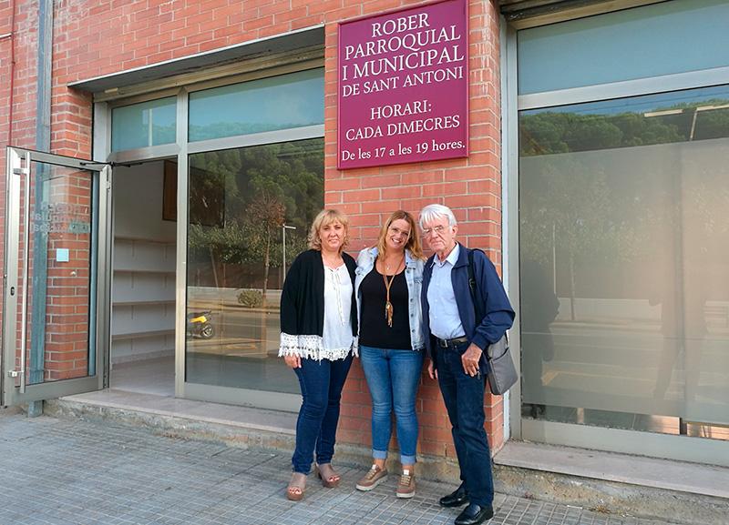 La Fundació Vimar s'instal·larà a l'antic local del Rober Parroquial de Calonge i Sant Antoni