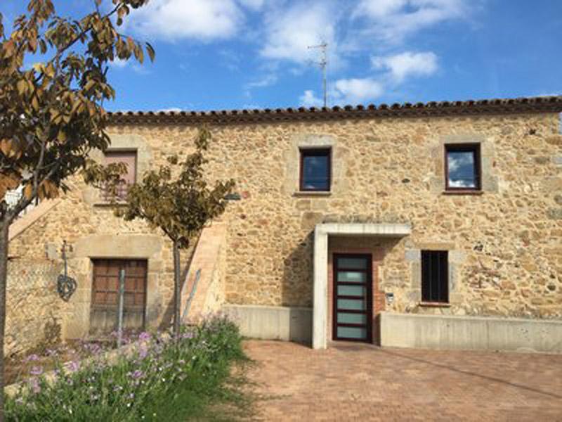 Local del Mas Guàrdies, al carrer de Lleida. (Foto: SSIBE).