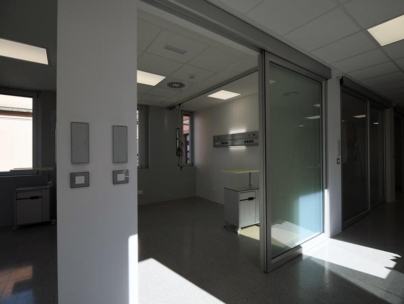 Nova Unitat de Cures Intermèdies de l'hospital. (Foto: SSIBE).