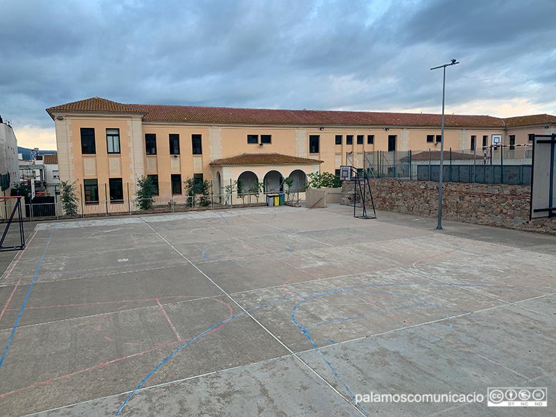L'escola pública La Vila té un dels dos primers casos de confinament de grups a Palamós.
