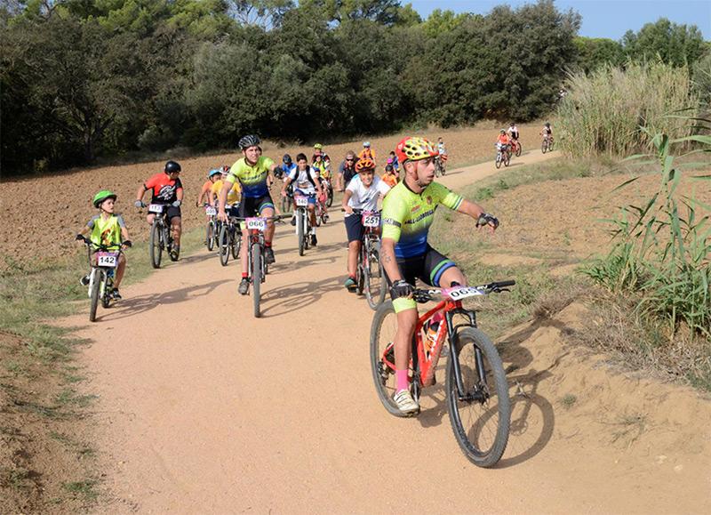 Imatge d'arxiu de la Festa del Pedal de l'any passat. (Foto: AAVV Sant Joan).
