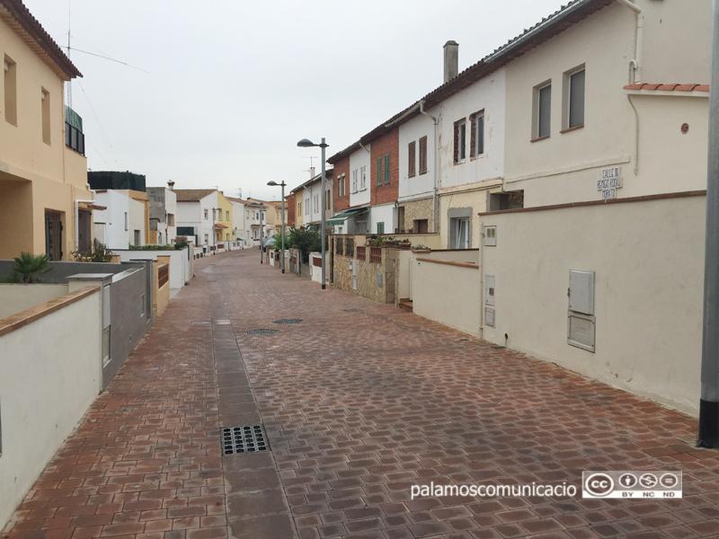 El carrer de Remigi Robau canviarà el seu nom pel d'Engràcia Ayats