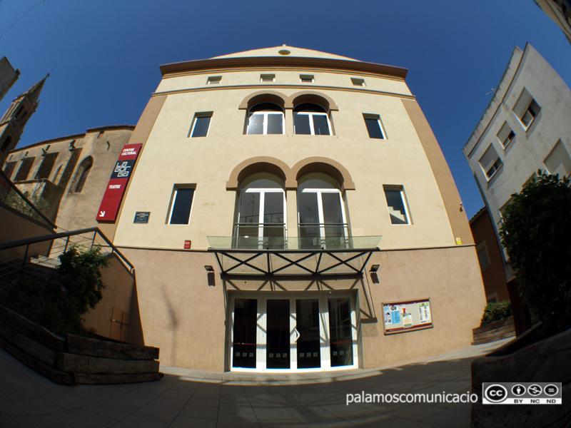 El Teatre La Gorga de Palamós.