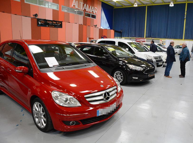 La Fira de Vehicles Low Cost arriba ja a l'onzena edició. (Foto: Ajuntament de Calonge i Sant Antoni).