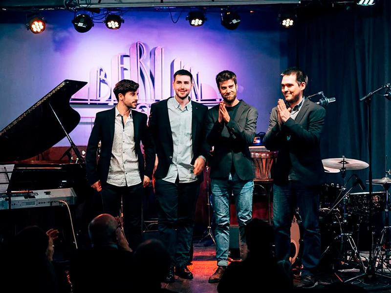 Quartet Minvant, aquest diumenge a les 6 de la tarda a La Gorga.