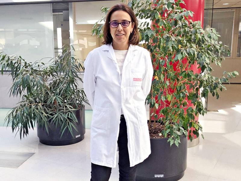 La doctora Natàlia Toneu, cap del servei de rehabilitació dels hospitals de Palamós i Figueres. (Foto: SSIBE).