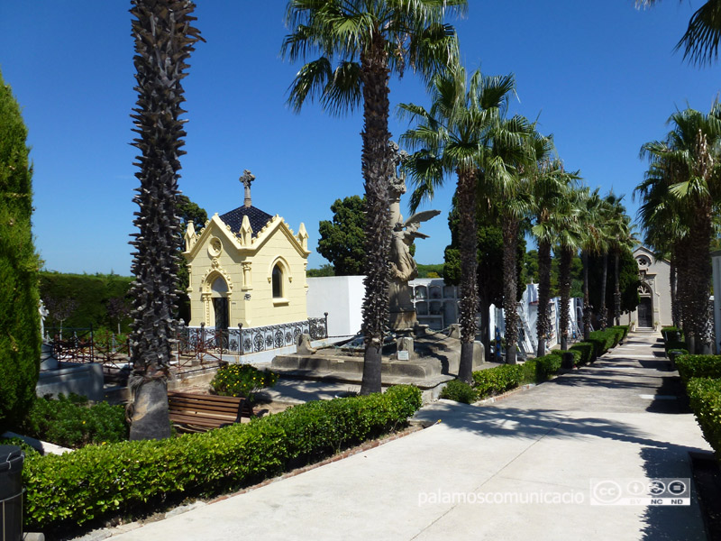 Cementiri de Palamós.