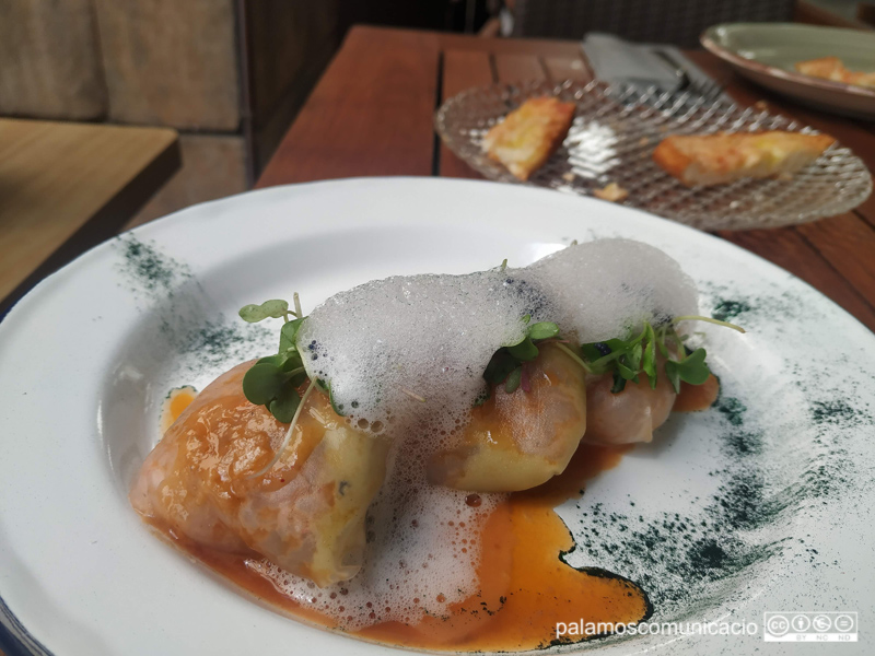 Cada municipi ha d'explotar les seves singularitats i el punt fort de Palamós és la seva gastronomia.