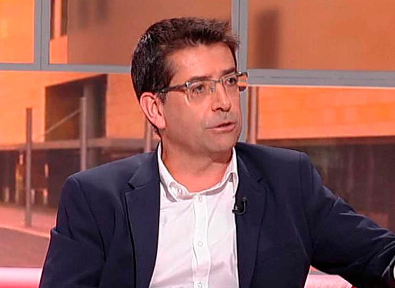 El psicòleg, Pep Marí. (Foto: RTVE).