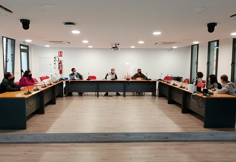 La Taula vol afegir seguretat a les accions que impulsi l'Ajuntament i les entitats del municipi. (Foto: Ajuntament de Calonge i Sant Antoni).