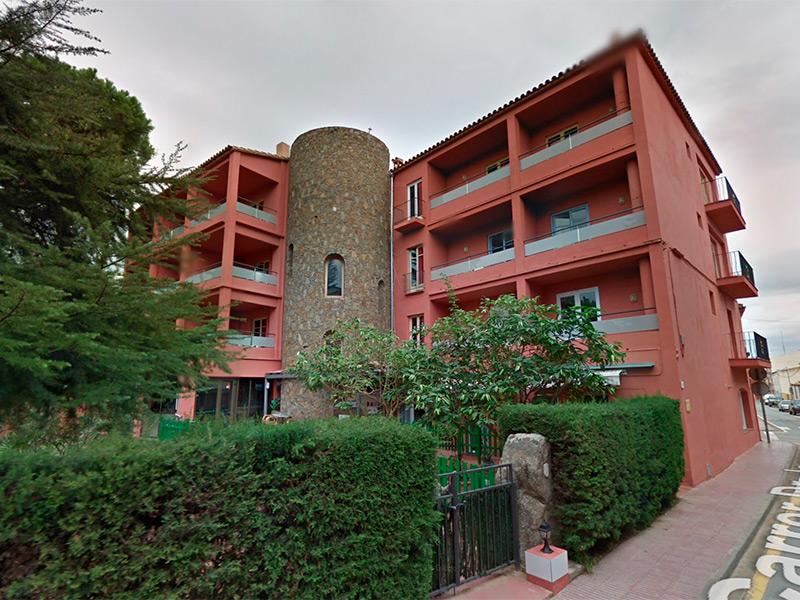 Residència de gent gran Sant Martí de Calonge. (Foto: Google Maps).