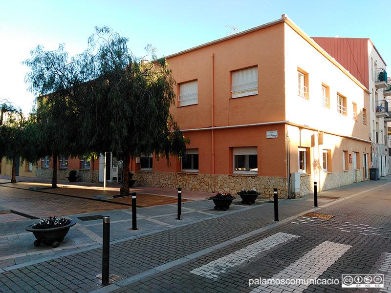 Residència Mar i Sol, a Sant Antoni.