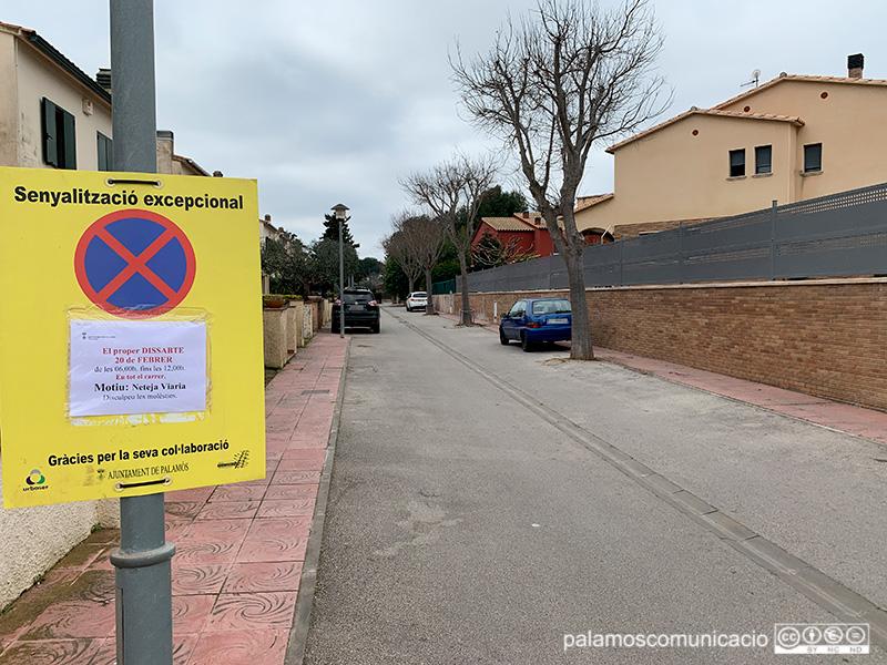 La campanya de neteja viària 'Fem dissabte' arriba demà al sector del Mas Pareras.
