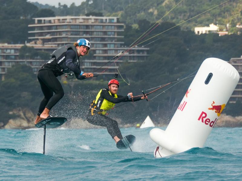 De Ramecourt i Taradin, els dos primers classificats en categoria masculina. (Foto: Toni Forqués FKSS).