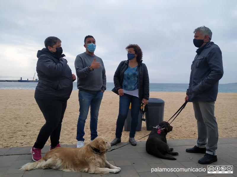 Crearan l'associació Pets Friendly Costa Brava, per promoure Palamós com a municipi receptor de turisme de mascotes.