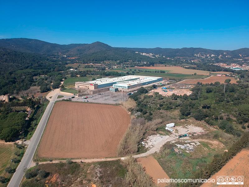 El polígon industrial de La Pietat.