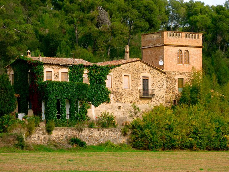El Mas Perals es convertirà en un hotel amb dotze habitacions. (Foto: Viquipèdia.org - Bestiasonica).