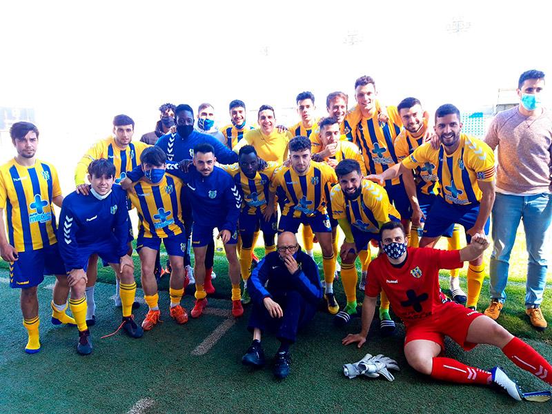 El Palamós buscarà davant del Bescanó la victòria després de dues derrotes consecutives. (Foto: Palamós CF).