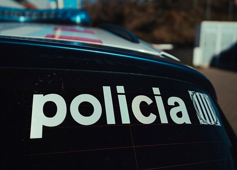 L'home va ser detingut pels Mossos d'Esquadra en un control a la C-31 a Pals.