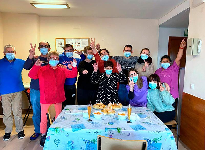 La Fundació Vimar atén a dia d'avui a 94 persones a la nostra comarca. (Foto: Fundació Vimar).