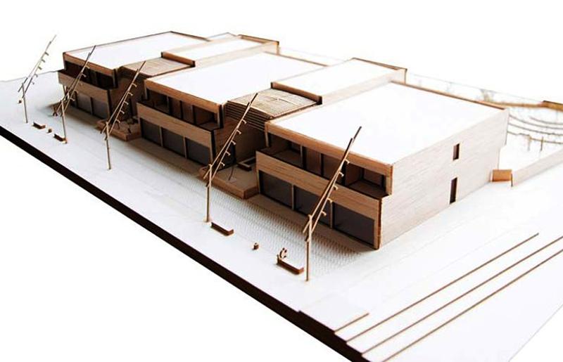 Simulació de la nova residència de la Fundació Vimar que es vol fer a Platja d'Aro. (Foto: Fundació Vimar).