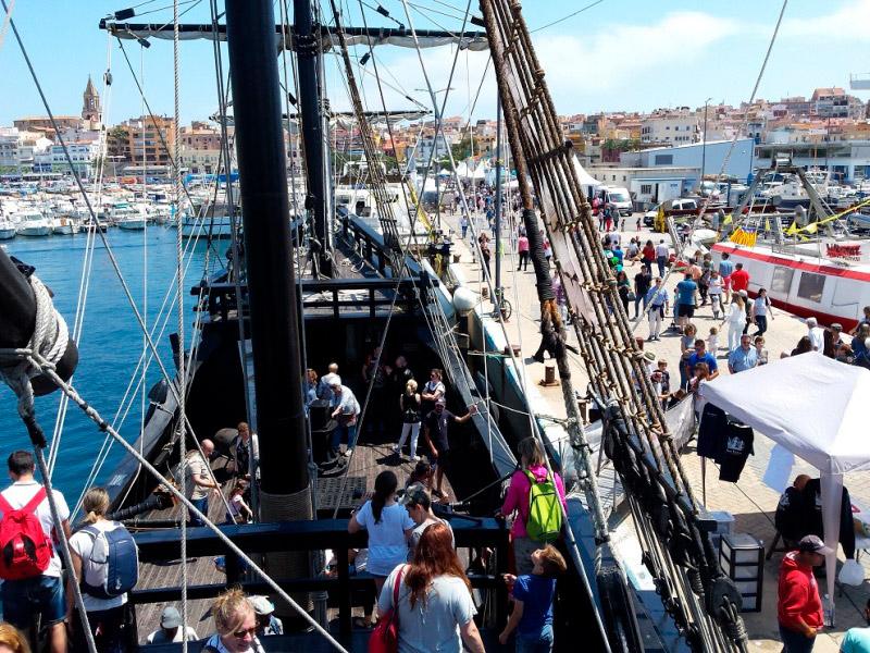 Imatge d'arxiu del festival mariner,