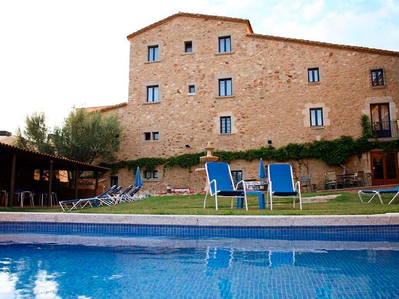 L'hotel Sant Joan de Palamós, un dels set establiments de Palamós adherit al Grup Costa Brava Centre. (Foto: Hotel Sant Joan).