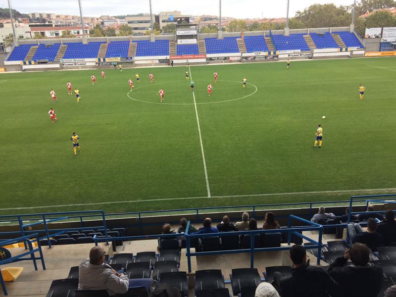 El Palamós ha guanyat els 3 punts davant el Sabadell B.
