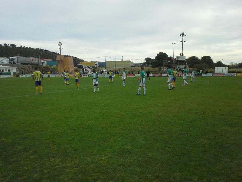 El Palamós suma 3 punts davant La Jonquera (0-1). (Foto: La Jonquera)