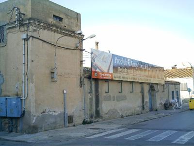 La façana de la Sitap que es vol conservar