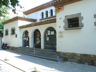 La biblioteca Lluís Barceló i Bou
