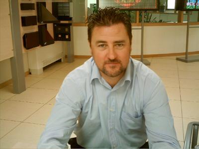 David Ferragut, president del Palamós C.F.