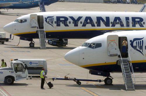 Ryanair té una de les seves bases més importants a Girona.