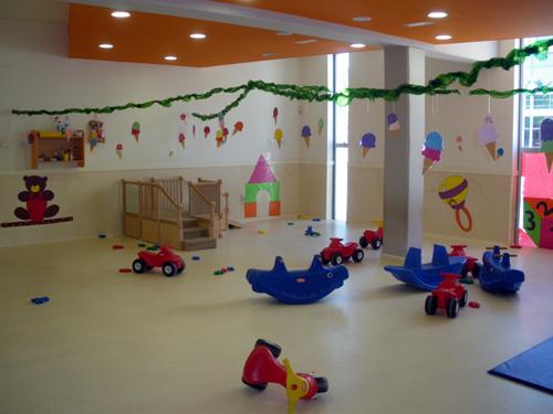 Instal.lacions de la llar d'infants municipal