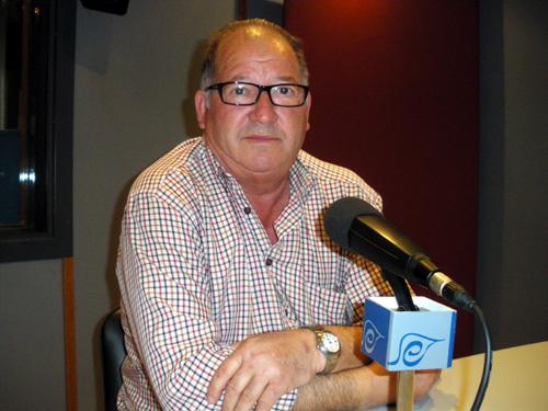 Joan Fontanet, ex-regidor de l'Ajuntament de Palamós.