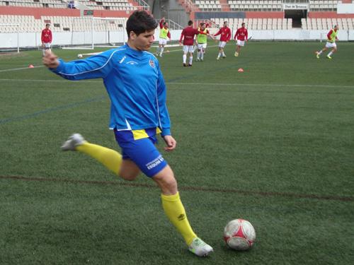 Batanero ha deixat definitivament el club i jugarà amb el Sallent, de 2ª Catalana.