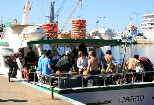 El submarinisme és una de les activitats que entrarà en aquesta regulació única.