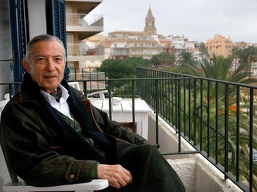Josep Colomer, un dels palamosins reconeguts amb l'Escut d'Or de la Vila. (Foto: El Punt).
