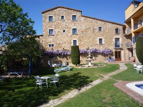 L'hotel Sant Joan de Palamós, molt ben valorat pels internautes. (Foto: incatalonia.cat).