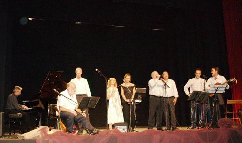 Concert d'Havaneres Solidàries, en una imatge d'arxiu.
