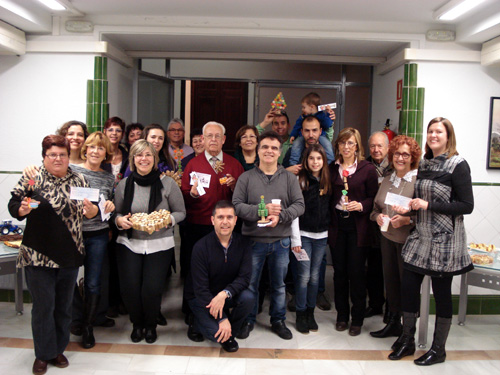 Els assistents a l'acte d'ahir a l'Ajuntament de Palamós.